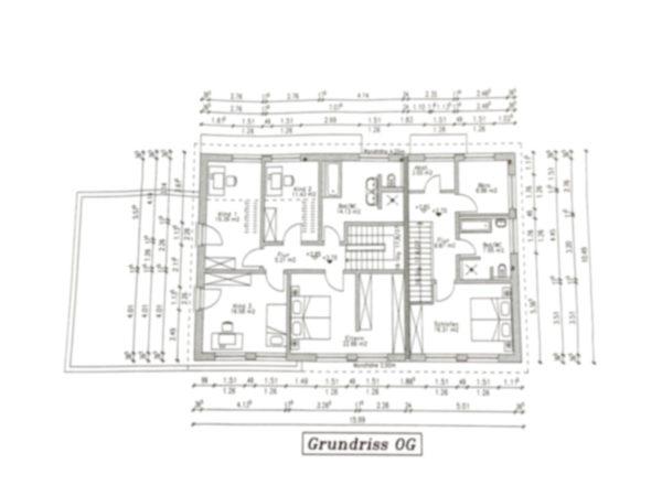 Erste Grundrissplanung
